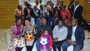 Promotional Rural Soccer League Prize Giving 2016