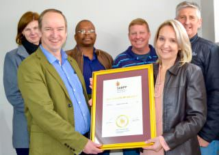 We are SABPP Certified