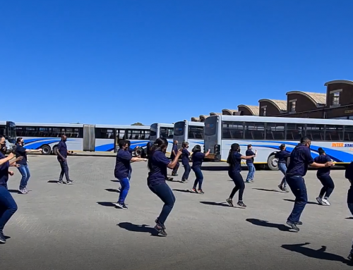 Interstate Bus Lines Jerusalema Dance Challenge 2020!